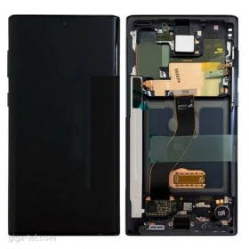 Pantalla completa original Samsung Galaxy Note 10 Lite N770 Negro