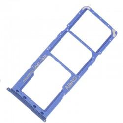 Bandeja dual sim micro sd Samsung Galaxy A21s A217F Azul