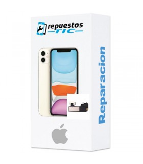 Reparacion/ cambio Altavoz auricular iPhone 11