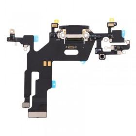 Conector de carga iPhone 11 Negro