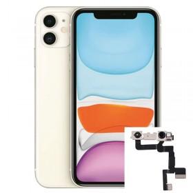 Reparacion/ cambio Camara delantera frontal iPhone 11