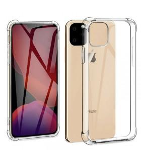 Funda gel silicona transparente iPhone 11 Pro max