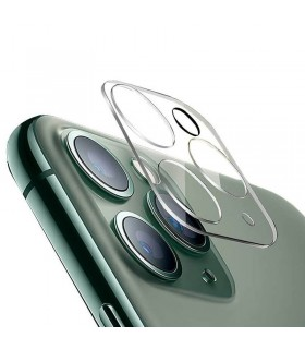 Protector cubierta lente camara trasera iPhone 12 Pro Max transparente