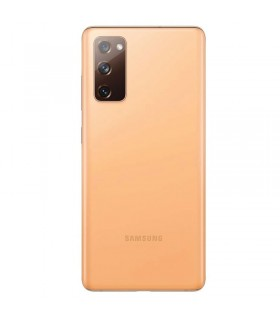 Tapa trasera original Samsung galaxy S20 FE 5G Naranja (Orange)