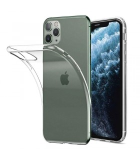 Funda gel silicona transparente iphone 11 Pro