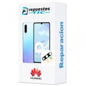 Reparacion/ cambio Lente Camara trasera Huawei P30 (ELE-L29)
