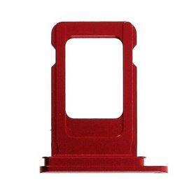 Bandeja SIM iPhone 11 Rojo