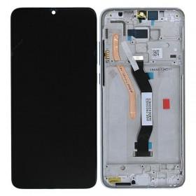 Pantalla completa Xiaomi Redmi Note 8 Pro blanco nácar