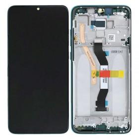 Pantalla completa original Xiaomi Redmi Note 8 Pro verde