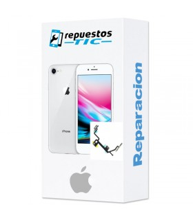 Reparacion boton de volumen iphone 8
