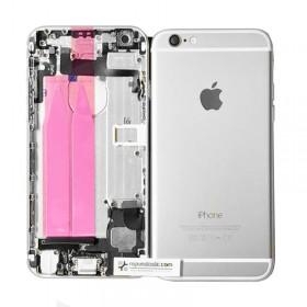 Carcasa Trasera Completa para iPhone 6 Gris