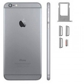 Carcasa Trasera iPhone 6 Plus Gris