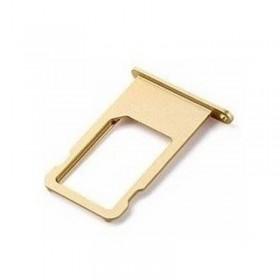 Bandeja SIM Dorada para iPhone 6S