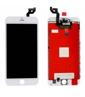 Pantalla completa iphone 6s plus blanca