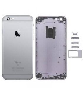 Carcasa trasera para iPhone 6S plus- Gris