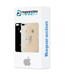Reparaçao tapa traseira iphone 8 Plus cualquer cor