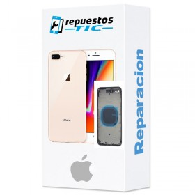 Cambio Chasis iPhone 8 Plus Negro