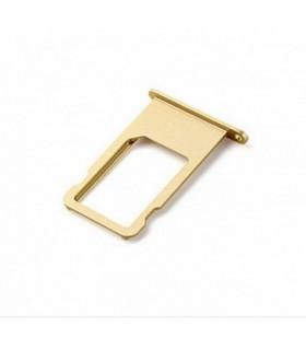 Bandeja SIM para iPhone 6s plus- Dorada