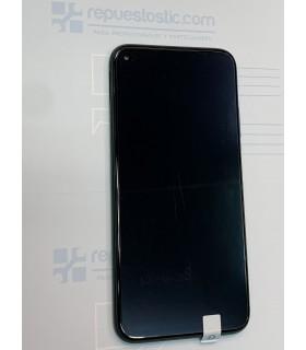Pantalla completa original con marco Huawei P40 Lite Verde
