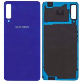 Tapa trasera Samsung Galaxy A7 (2018) A750 Azul
