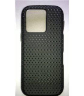 Funda Nokia N97 mini, Negra Silicona