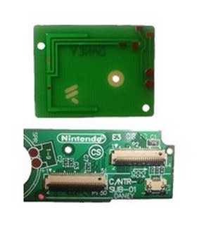 NDS Placa conector LCD
