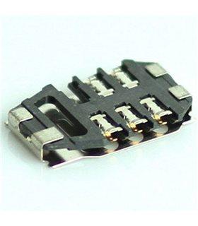 Conector SIM para BlackBerry 8520