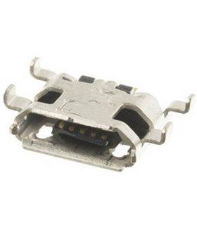 Conector Carga y USB blackberry 8900 / 9500 / 9530
