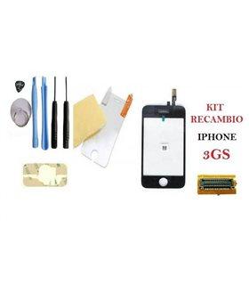 KIT RECAMBIO ECRÃ TACTIL IPHONE 3GS