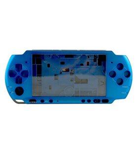 PSP 3000 CARCASA COMPLETA AZUL