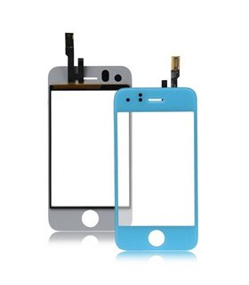 IPHONE 3GS 8GB/16GB/32GB Pantalla tactil DIGITALIZADORA, COLOR AZUL