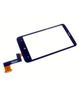 Pantalla digitalizadora, ventana táctil cubre display de HTC 7 Trophy, Spark T8686