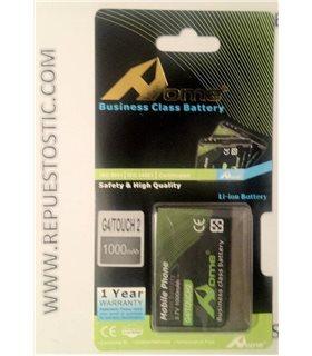 Baterias para HTC G4/TATTOO