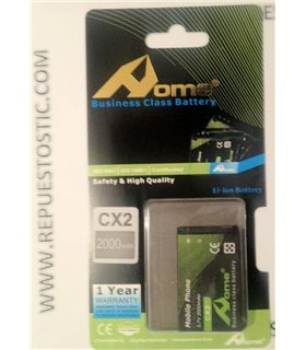Bateria para BlackBerry CX2