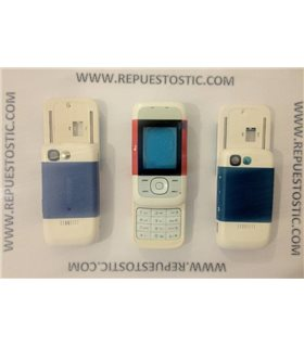 Carcasa Nokia 5200 Roja