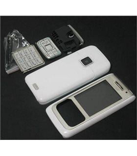 Carcasa Nokia E65 Completa Blanca