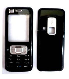 Carcasa Nokia 6120 Completa Negra