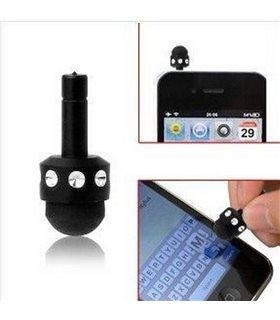 mini boli para iphone, ipad, ipod cor preto