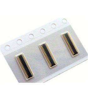 Conector flex de ecrã táctil (Digitalizador) para iphone 3gs
