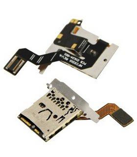 Flex lector tarjeta memoria blackberry 9700, 9780
