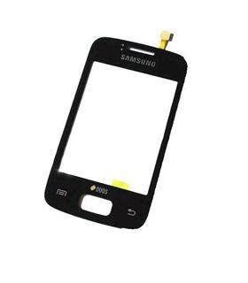 Ecrã Táctil Samsung Galaxy Y Duos S6102. preto