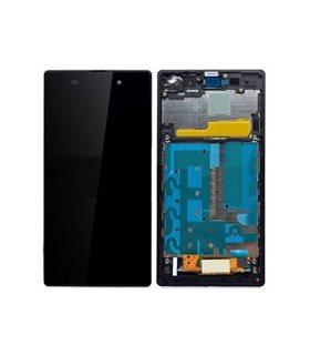 Pantalla Completa Con Marco para Sony Xperia Z2 D6502 D6503 D6543