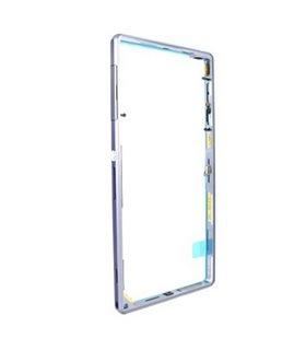 marco intermedio o lateral del Sony Xperia Z1 L39H gris