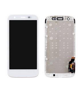 Pantalla completa con marco blanca Motorola moto G XT1032