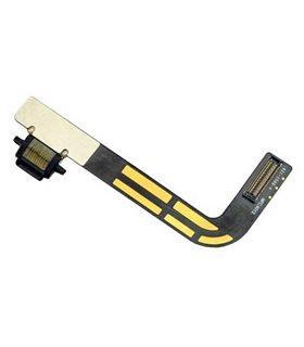 Flex conector de carga Dock Ipad 4 negra