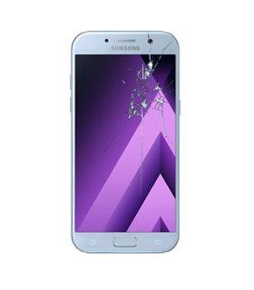 Reparacion pantalla Original Samsung A5 2017 A520F Azul
