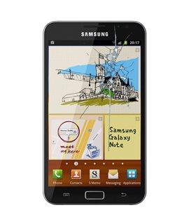Reparaçao Ecrã Original Samsung NOTE1 N7000  preto