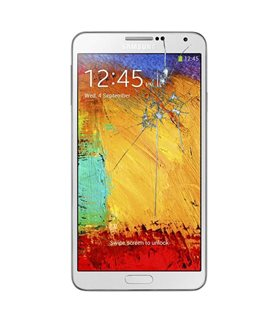Reparaçao Ecrã Original Samsung NOTE3 N9005 BLANCA