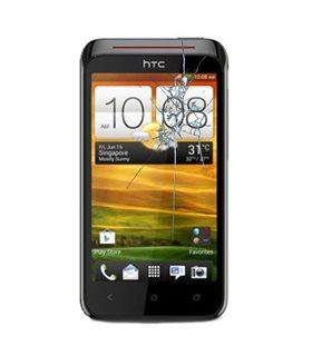 Reparacion pantalla HTC DESIRE VC T328D NEGRA