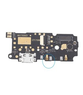 Modulo conector de carga Xiaomi Redmi Note 4x/ 4 Global